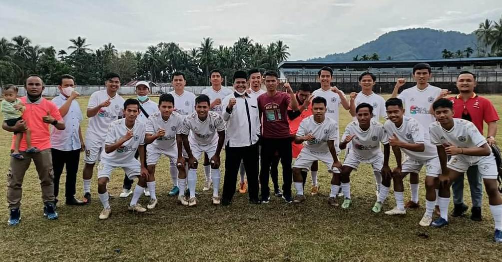 Tim Sepak Bola LGS Tumbang Lewat Drama Adu Pinalti di GOR Rimbo Tanga